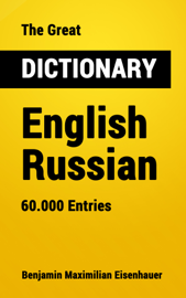 The Great Dictionary English - Russian