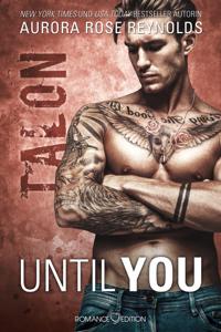 Until You: Talon Buch-Cover