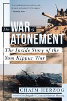 Chaim Herzog & Michael Herzog - The War of Atonement artwork