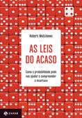 As leis do acaso Book Cover