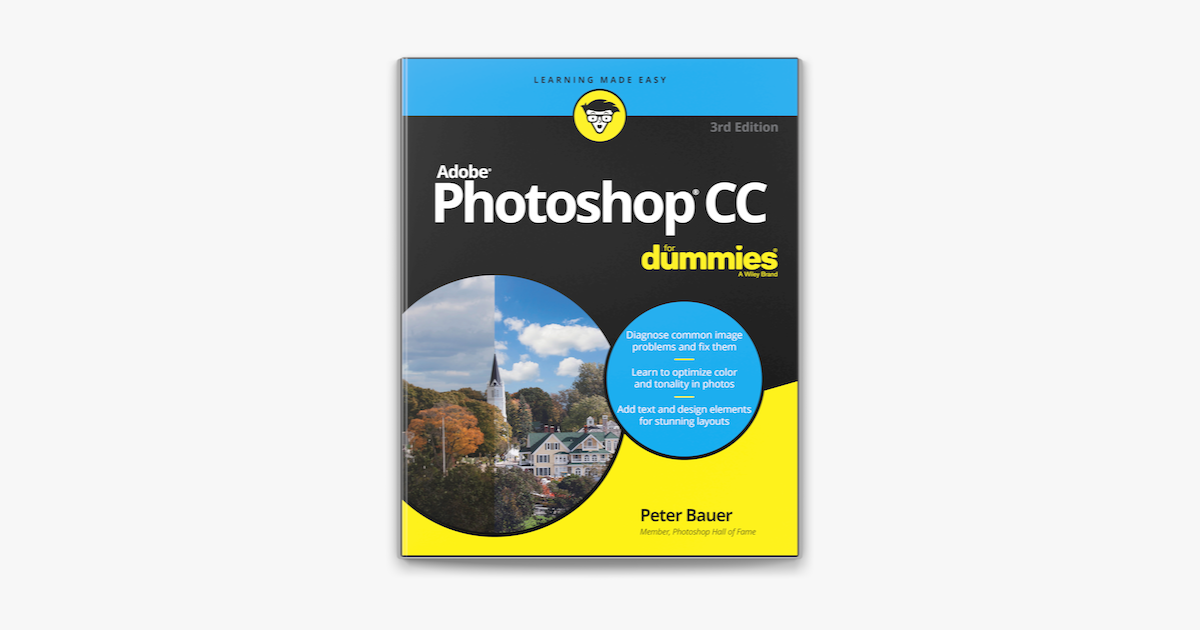 Adobe Photoshop Cc For Dummies On Apple Books