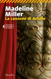 La canzone di Achille Copertina del libro