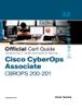 Omar Santos - Cisco CyberOps Associate CBROPS 200-201 Official Cert Guide, 1/e artwork
