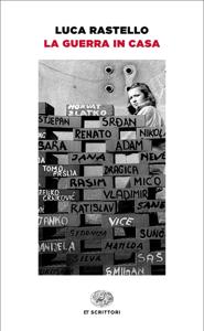 La guerra in casa Copertina del libro
