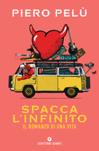 Spacca l'infinito Libro Cover