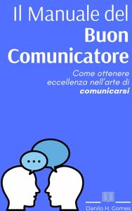 Il Manuale del Buon Comunicatore Copertina del libro