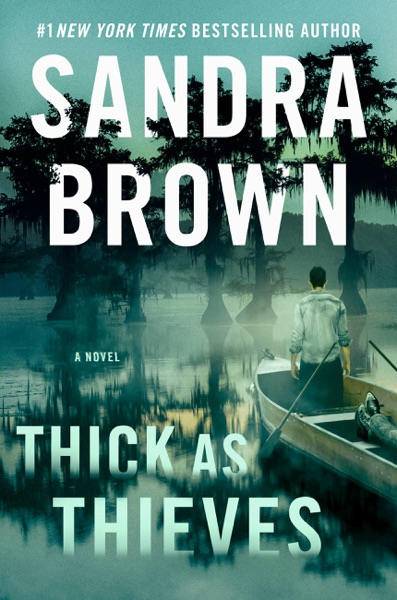 Thick as Thieves - Sandra Brown book cover