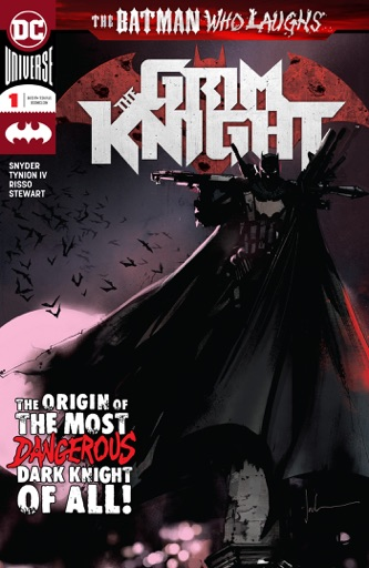 The Batman Who Laughs: The Grim Knight (2019-) #1 - James Tynion IV, Scott Snyder & Eduardo Risso