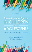 Assessing Intelligence In Children And Adolescents