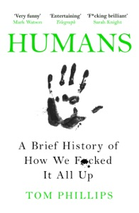 Humans Book Cover