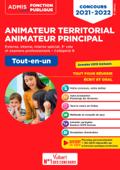 Concours Animateur territorial et Animateur principal - Catégorie B - Tout-en-un