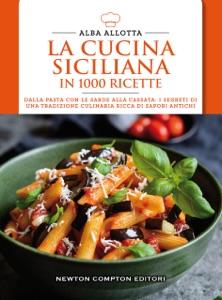 La cucina siciliana Book Cover