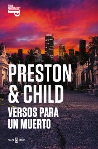 Versos para un muerto (Inspector Pendergast 18) Book Cover