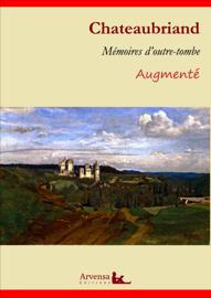 Mémoires d'outre-tombe – L'intégrale augmentée, les 5 tomes