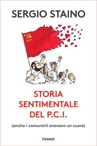 Storia sentimentale del P.C.I. Copertina del libro