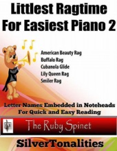 Littlest Ragtime For Easiest Piano 2
