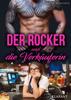 Bärbel Muschiol - Der Rocker und die Verkäuferin Grafik