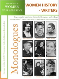 PROFILES OF WOMEN PAST & PRESENT: WOMEN HISTORY - NINE WRITERS
