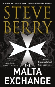 The Malta Exchange Book Cover