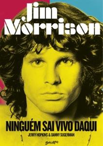 Jim Morrison Book Cover