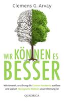 Clemens G. Arvay - Wir können es besser artwork