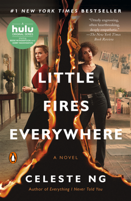 Celeste Ng - Little Fires Everywhere book