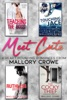Meet Cute: Four Heart Pounding Romances by Mallory Crowe