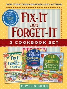 Fix-It and Forget-It Box Set Book Cover