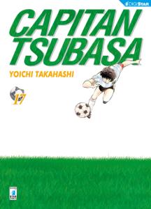 Capitan Tsubasa 17 Libro Cover