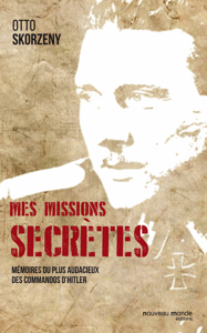 Mes missions secrètes Couverture de livre