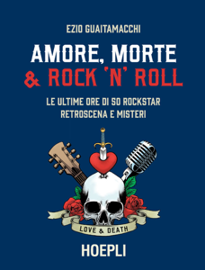 Amore, Morte e Rock'n'Roll Copertina del libro