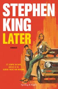Later Libro Cover
