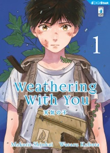Weathering With You 1 Book Cover