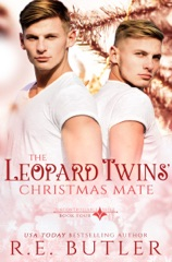 The Leopard Twins' Christmas Mate (Uncontrollable Shift Book Four)