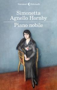 Piano nobile di Simonetta Agnello Honby Copertina del libro