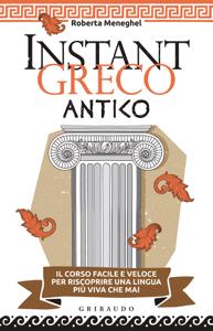 Instant greco antico Libro Cover