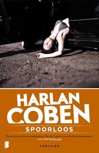 Spoorloos Door Harlan Coben Boekomslag