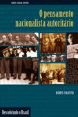 O pensamento nacionalista autoritário Book Cover