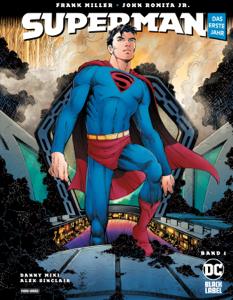Superman: Das erste Jahr, Band 1 Buch-Cover