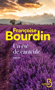 Un été de canicule par Françoise Bourdin Couverture de livre