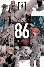 86--EIGHTY-SIX, Vol. 2 (manga)