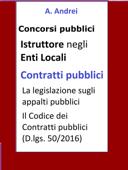 Contratti pubblici - Concorso Istruttore Enti Locali Book Cover
