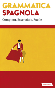 Grammatica spagnola Libro Cover