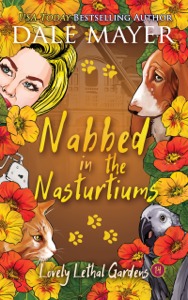 Nabbed in the Nasturtiums Book Cover