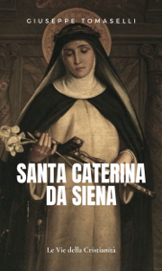 Santa Caterina da Siena Copertina del libro