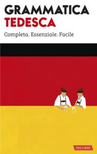 Grammatica tedesca Copertina del libro