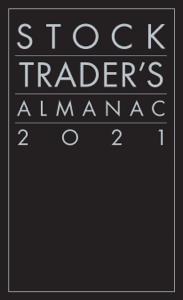 Stock Trader's Almanac 2021 Copertina del libro