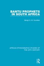 Bantu Prophets In South Africa