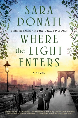Sara Donati - Where the Light Enters