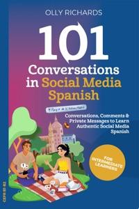 101 Conversations in Social Media Spanish